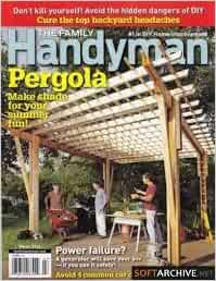 The family handyman magazine march 2011 march 2011 for Family handyman phone number