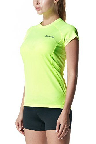 Tesla Women's HyperDri Athletic Fit Top