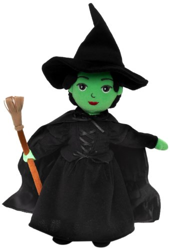 Madame Alexander Wicked Witch of The West Cloth Doll (Wicked Witch Of The West Broom)