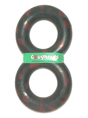 Goughnuts - TuG Interactive Large Dog Toy -...