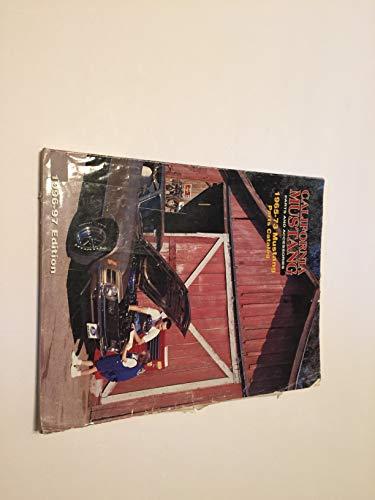- California Mustang 1996-1997 Edition 1967-1973 Mustang Parts Catalog