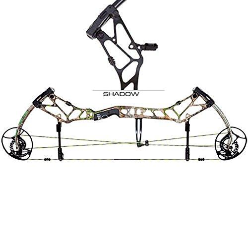 Bear Archery BR33 Compound Bow, RH 45-60, Shadow Series (...
