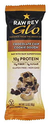 BAR, GLO CHOC CHIP CKY DGH , Pack of 12