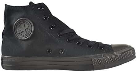 Converse Chuck Taylor All Star High Top Black Monochrome M3310 Mens 9