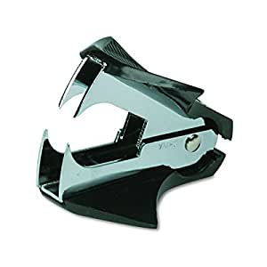 Swingline Staple Remover, Deluxe, Extra Wide, Steel Jaws, Black (38101)
