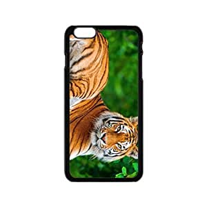 Tiger Hight Quality Plastic Case for Iphone 6