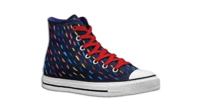 ae3688740382 Converse Men s Red All Star Slip HI Mend It Yarn (sz. 05.0