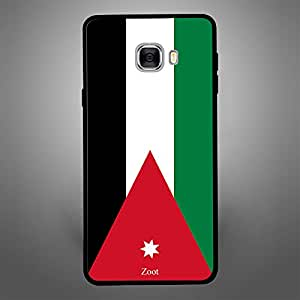 Samsung Galaxy C7 Jordan Flag