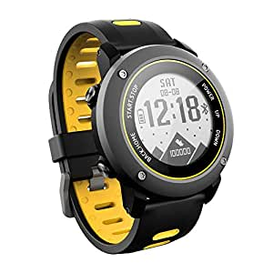 QKa Smart Watch, GPS Running Watch Treadmill Walking Marathon ip68 ...