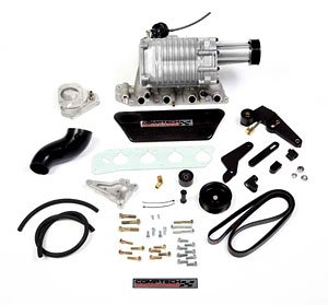Comptech Supercharger For The Acura TSX Auto Trans - Acura rsx supercharger