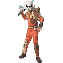 Rubie's Star Wars Rebels Deluxe Ezra Costume, Child