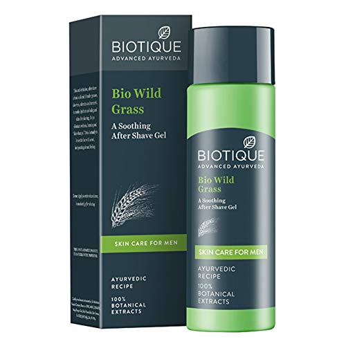 best natural and herbal shave gel