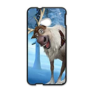 Malcolm Cute Funny Frozen Sven Design Best Seller High Quality Phone Case For HTC M7