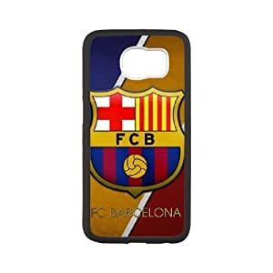 Barcelona For Samsung Galaxy S6 Cases Cell phone Case Luaw Plastic Durable Cover