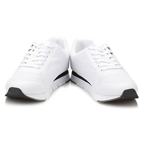 Calvin Klein Jeans Femmes Blanc Taline Mesh Basket