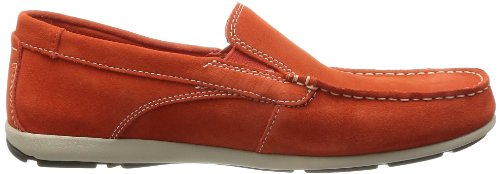 Rocqua Publishing Cape Noble 2 V77099 - Mocasines de cuero para hombre Naranja (Orange (Orange Wsh Sde))