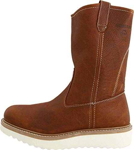 Wolverine mens Wellington Work Boot