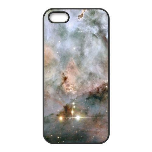 Nebula coque iPhone 4 4S Housse téléphone Noir de couverture de cas coque EOKXLKNBC21200