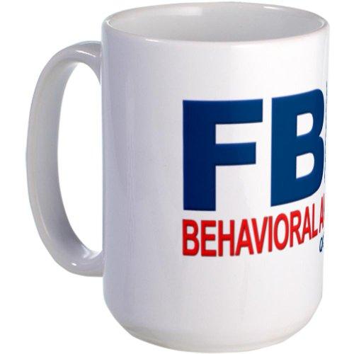 CafePress Criminal Minds FBI BAU Large Mug Large Mug - Standard Multi-color