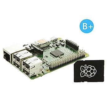 Nueva Raspberry Pi Modelo B+ 512MB con tarjeta micro SD ...
