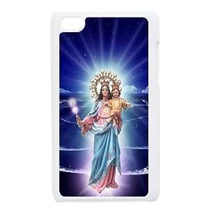 Funda YXJ exiguamente y Jesús para iPod Touch 4ª estilo-10