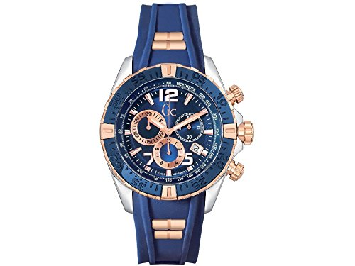 GC by Guess Mens Watch Sport Chic Collection Sport Racer Chronograph Y02009G7
