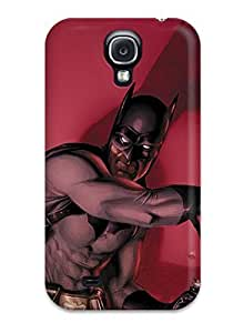 Awesome Design Batman With Guns Hard Case Cover For Galaxy S4