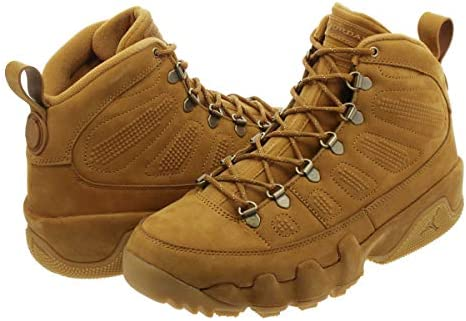 AIR JORDAN 9 RETRO NRG WHEAT/WHEAT/BAROQUE BROWN [並行輸入品]