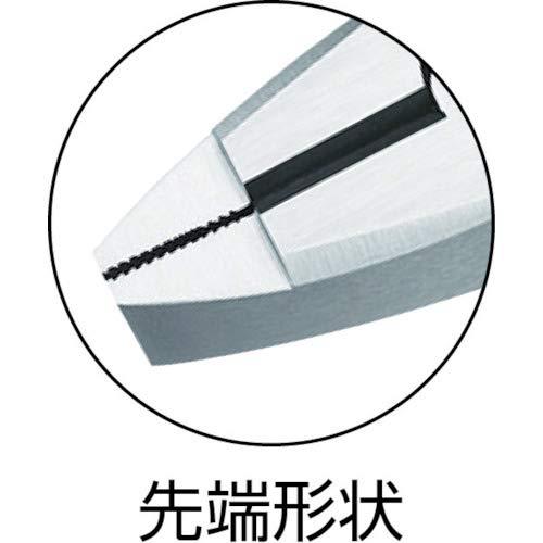 KNIPEX 09 02 240 Pinze extra forte Linemans modello americano bonderizzata nera rivestiti in materiale bicomponente 240 mm