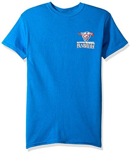 NCAA Georgia State Panthers Team Mosaic Short Sleeve Shirt, X-Large, Royal