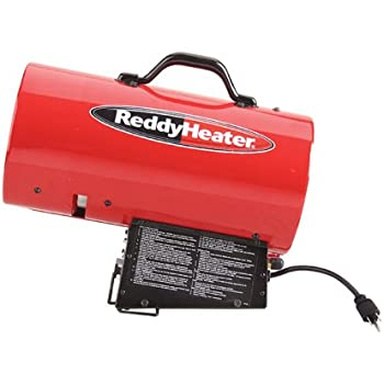 Amazon Com Reddy Heater 55 000 Btu Propane Forced Air