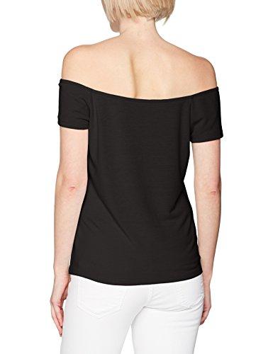 Camiseta S Negro 9999 Para 14704324015 oliver black Mujer nw78ZqO1xw