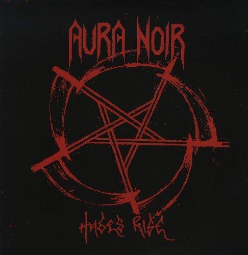 Vinilo : Aura Noir - Hades Rise (LP Vinyl)