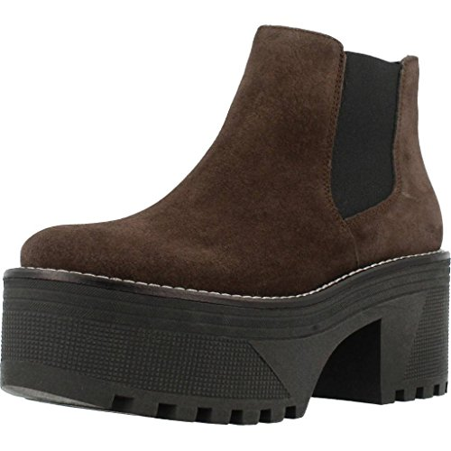 Brown Boots Brand Brown Boots Colour Womens Womens 3504 11 Brown Model ALPE xw6q1