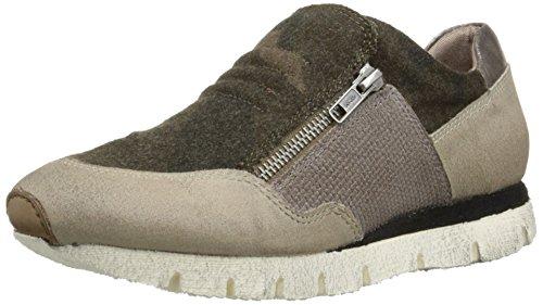 OTBT Women's Sewell Fashion Sneaker, Stone, 11 M US