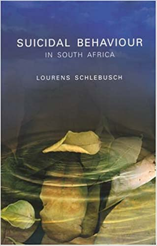 Book Suicidal Behaviour in South Africa