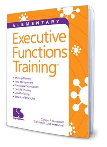 Elementary Training - Elementary Executive Functions Training
