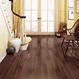Blackened Maple 8 mm Thick x 4-7/8 in. Wide x 47-1/4 in. Length Laminate Flooring (19.13 sq. ft. / case)