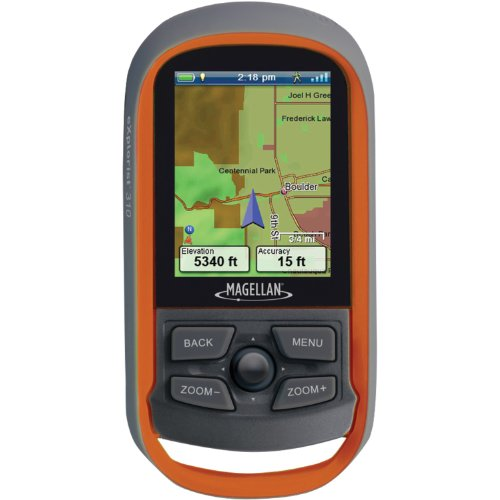 Magellan CX0310SGXNA eXplorist 310 Waterproof Hiking GPS
