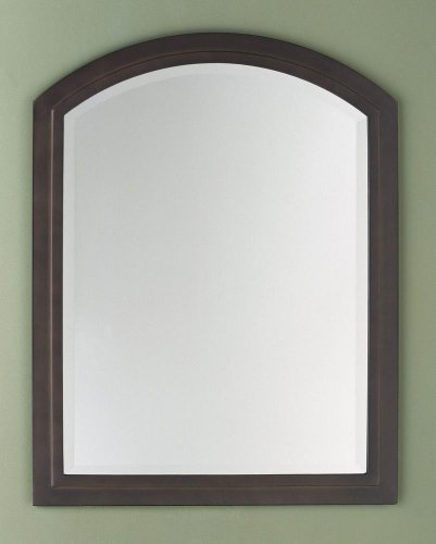 Murray Feiss MR1042ORB Boulevard Beveled Mirror, Oil Rubbed Bronze by Murray Feiss