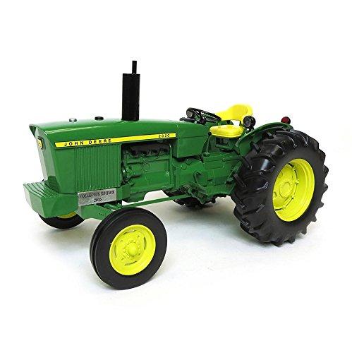 Deere Tractor Diecast John (John Deere 2020 1:16 Scale High Detail Special Edition)