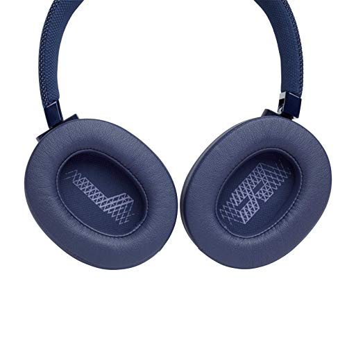 Lightweight Wireless Headphones - JB Live 500 BT, Around-Ear Wireless Headphone - Blue