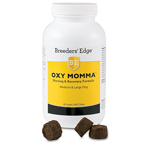 Breeder's Edge Oxy Momma Soft Chews Medium & Lg Dog 40ct