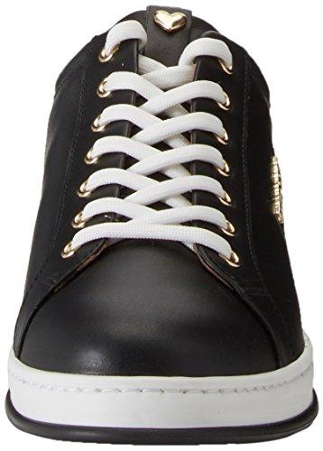 Nero Collo Donna Ca7tdn Set a Twin Sneaker Basso qg0wnf6