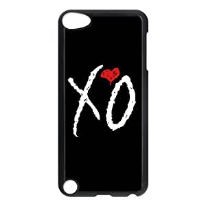 The Weeknd XO IPod Touch 5th Case Hard Protective Back Cover Case for IPod Touch 5th