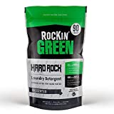 Rockin Green Hard concentrate Laundry Detergent - Unscented
