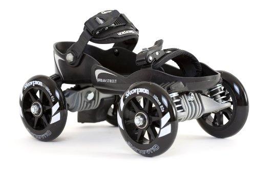 Skorpion Quadline® Street Skates - Small Black / -