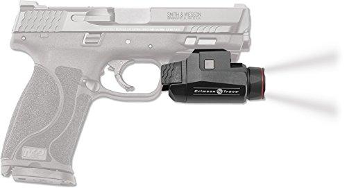 Master Tactical (Crimson Trace CMR-208 Rail Master 420 lm. Tactical Light, Universal, Black)