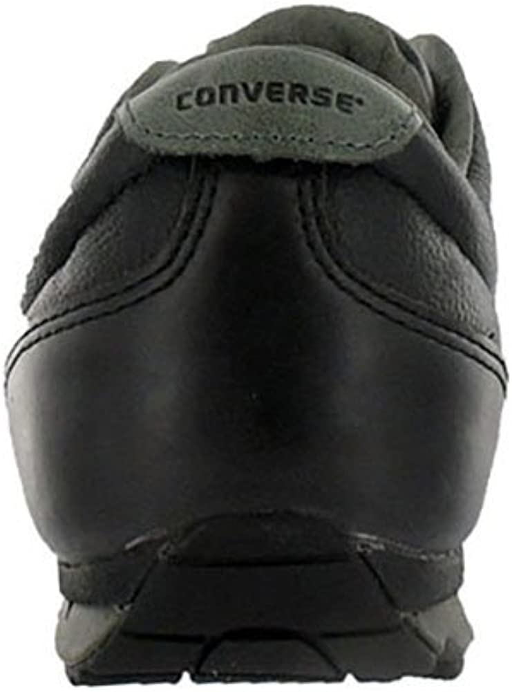 Converse Women's Revival Ox Ankle-High Fabric Running Black