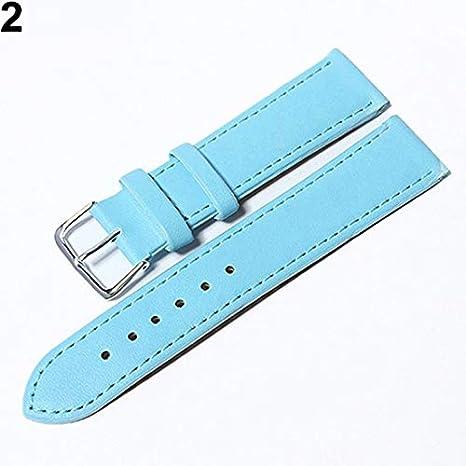 heDIANz Bracelet Unisexe Bracelet D/écontract/é en Faux Cuir avec Bande Universelle